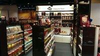 相片:寶食街在香港百貨公司內的專門店