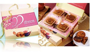 Photo: Amazing Delights' moon cake pack