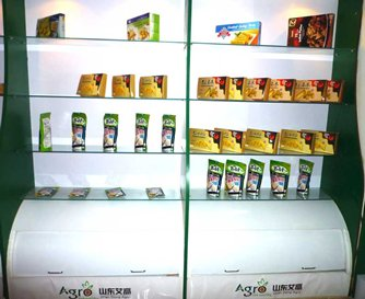 Photo: Processed agricultural products for domestic sales and export