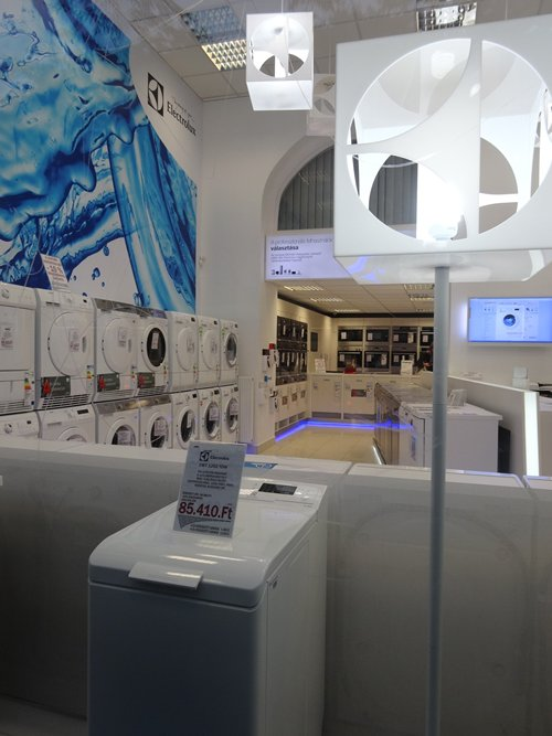 Photo: The replacement demand for old, inefficient white goods in Hungary is huge