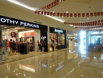 图: 泗水大型商场内的国际品牌 (3)