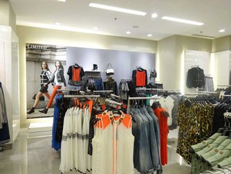 Photo: Trendy lines introduced by Marks & Spencer