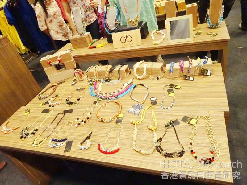 Photo: Fashion accessories from local designers