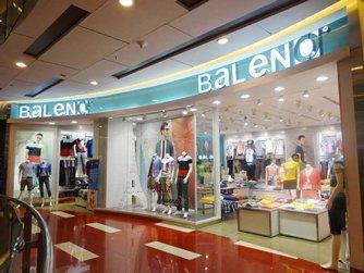 圖: 香港時裝品牌在印尼隨處可見