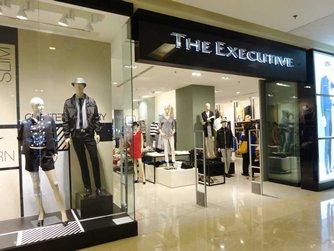 圖: The Executive是印尼的本土專業商務服裝品牌(1)