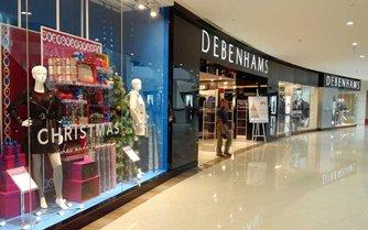 Photo: A Debenhams store