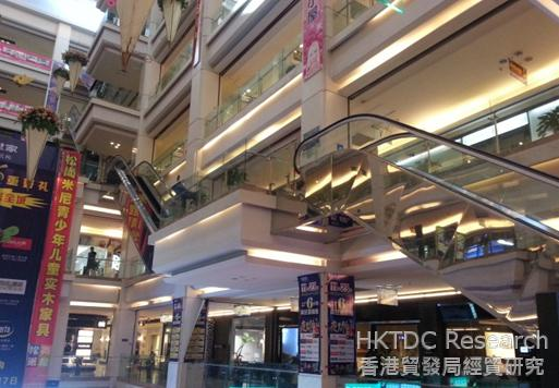 Photo: Red Star Macalline furniture mall in Zhengdong New District, Zhengzhou