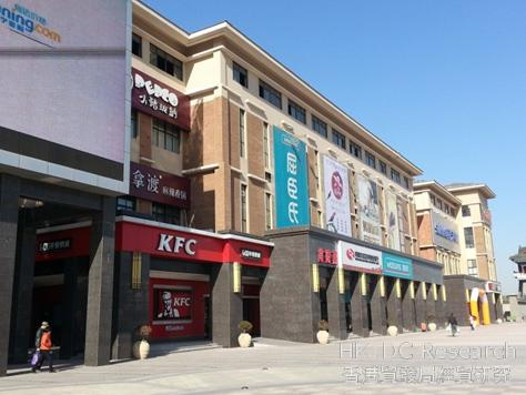 Photo: New Century Plaza, Kaifeng