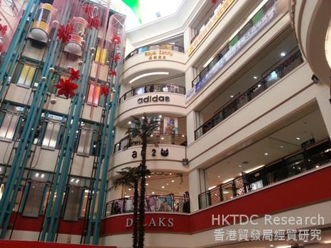 Photo: New-Mart Shopping Mall, Xinxiang