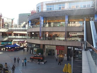 Photo: Xinduhui Shopping Mall, Luoyang