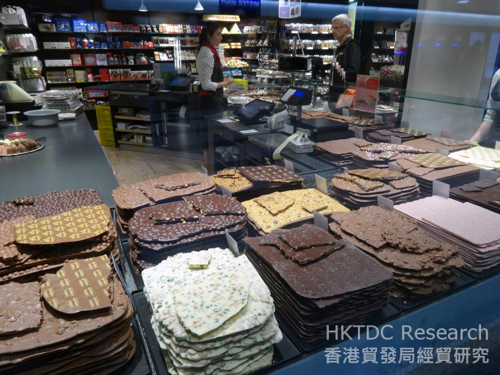 Photo: Switzerland is well known for the purity of its chocolate