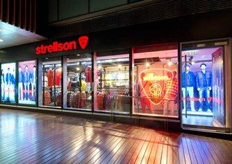 相片:Strellson於香港K11購物藝術館設店