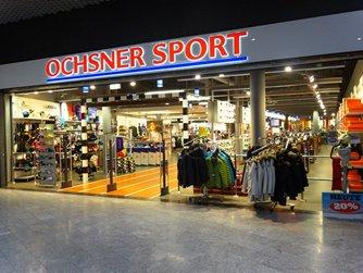 相片:運動服及休閒服在瑞士深受歡迎