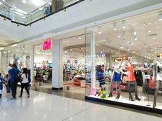图: 来自瑞典的时装零售商H&M