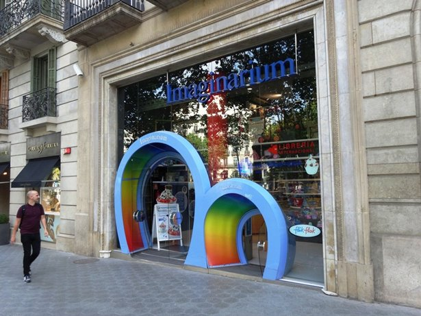 Photo: Imaginarium is a popular Spanish toy company