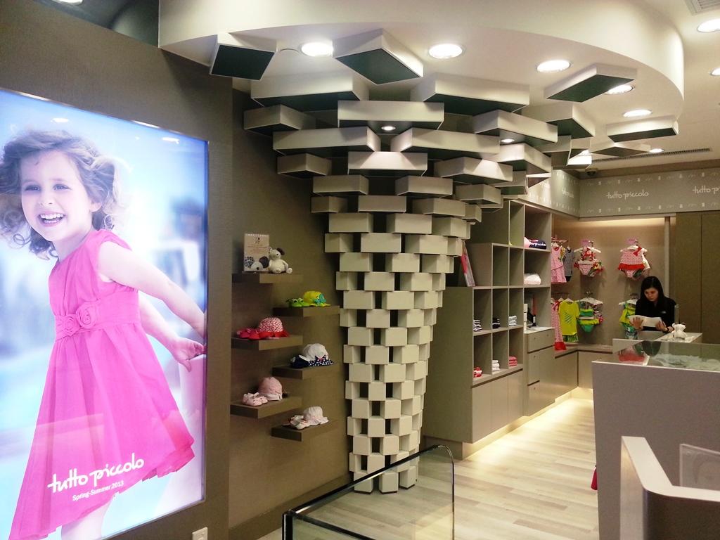 Photo: Tutto Piccolo is a Spanish baby apparel company