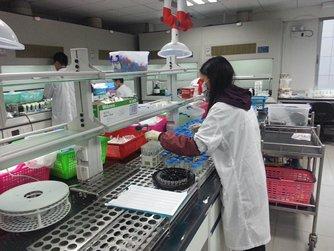 相片:中国检测产业步向市场化发展(二)