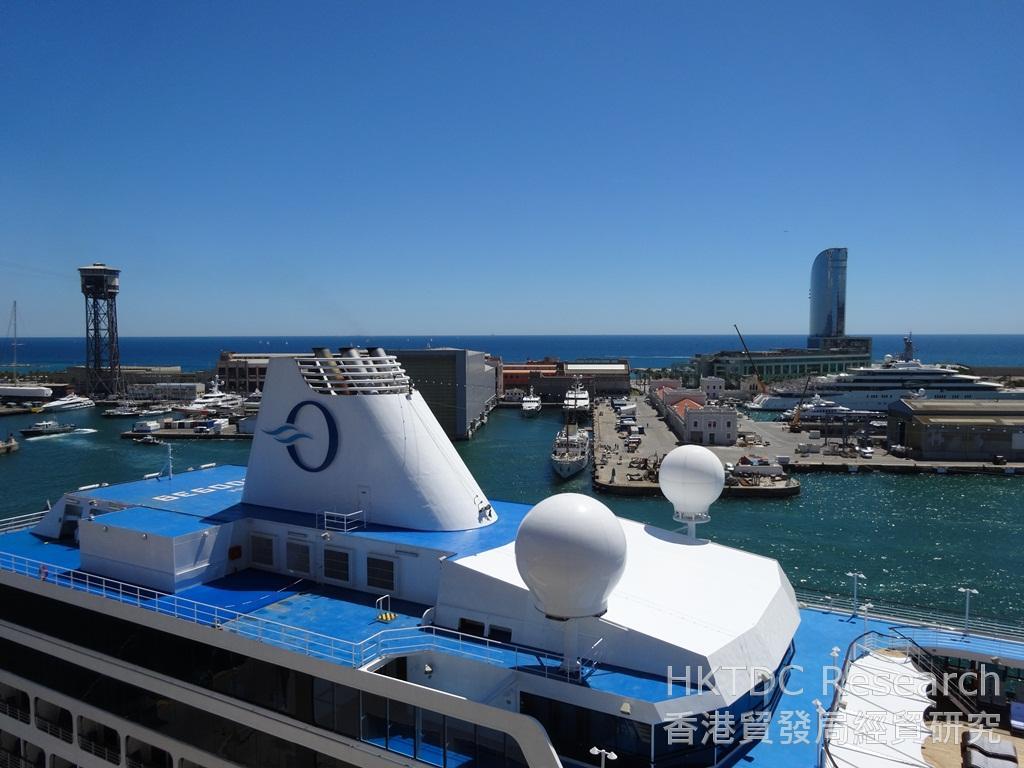 Photo: The Port of Barcelona