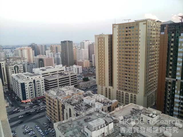 图: 沙迦市中心 (2)