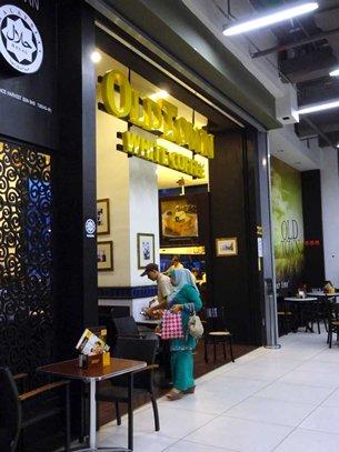 图: 旧街场白咖啡室
