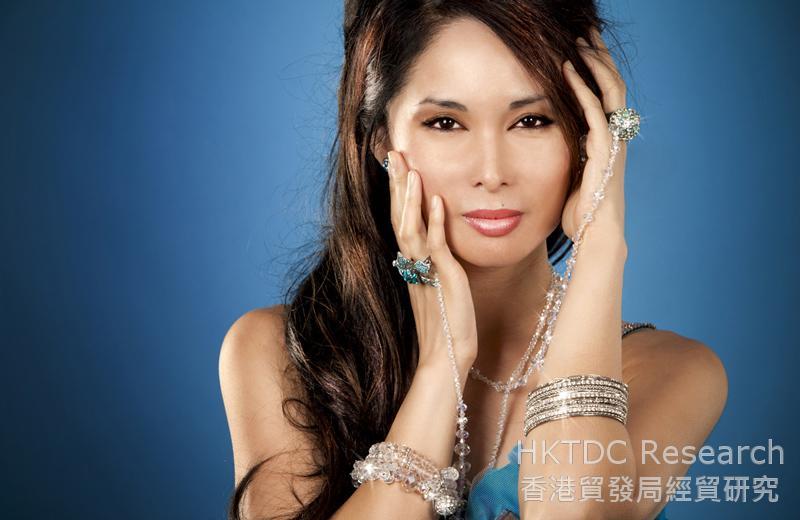 相片:「豫园」利用香港平台接触香港及外国珠宝同业(一)