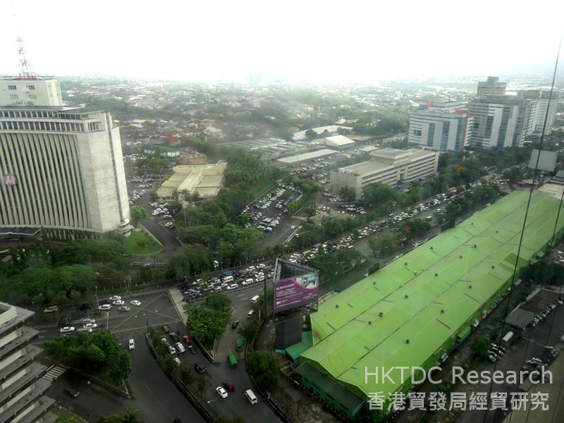 Photo: Traffic congestion in Manila has long been a headache of citizens and businessmen