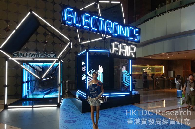 Photo: Hong Kong Electronics Fair 2014, Autumn Edition (1)