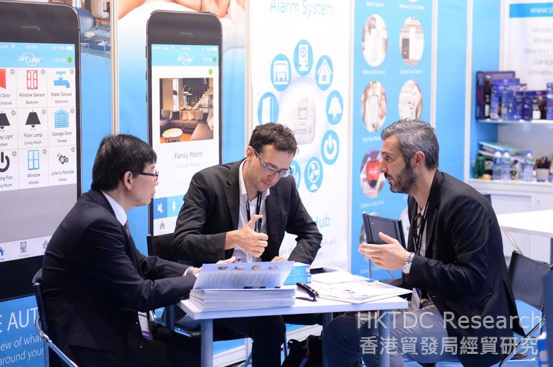 Photo: Hong Kong Electronics Fair 2014, Autumn Edition (2)