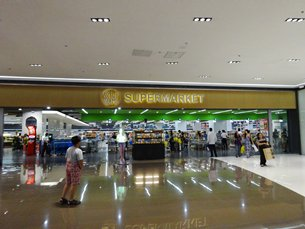 圖: SM Prime是菲律賓主要的商場營運商,亦有在旗下商場經營自家超級市場。