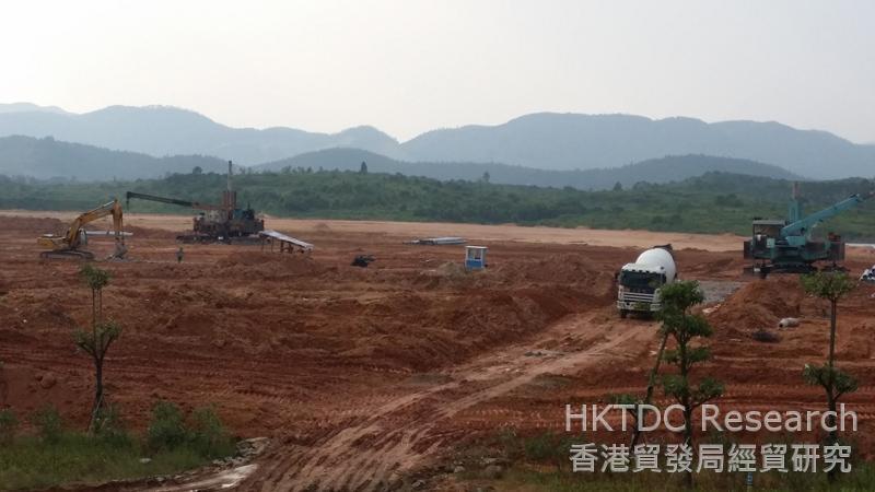 相片:陽江萬象工業園