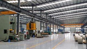 相片:位於陽江銀鈴科技產業園的工廠