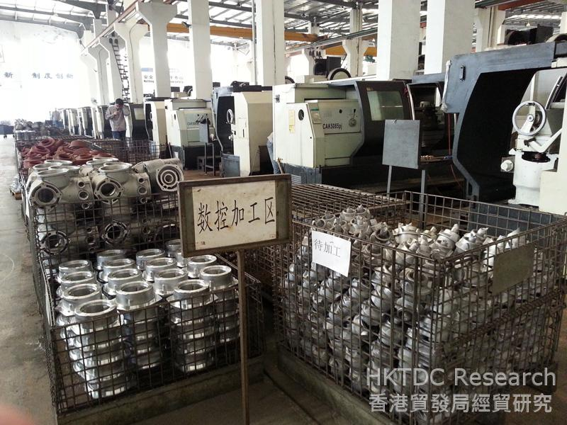 Photo: Smart electro-mechanical actuators from Tefulong (3)