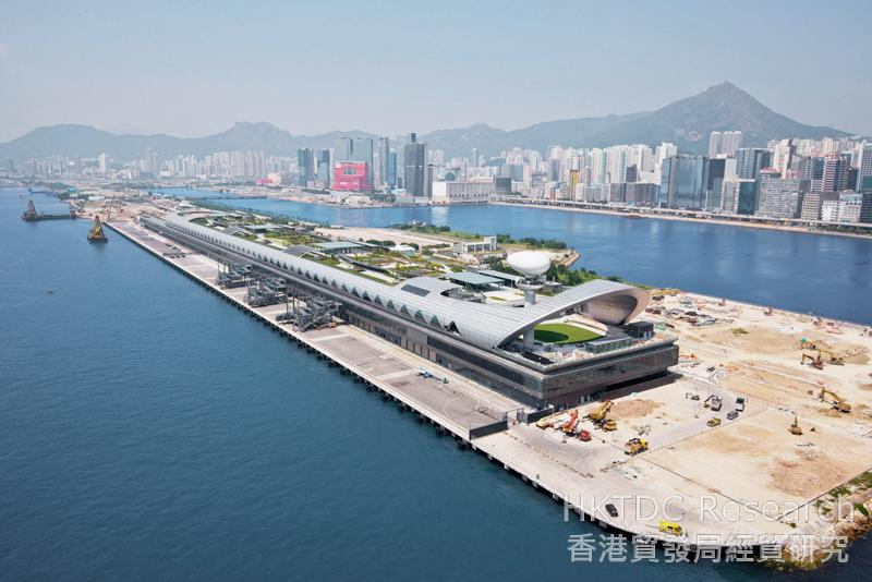 Photo: AECOM provides integrated services for infrastructural development in Hong Kong (2)