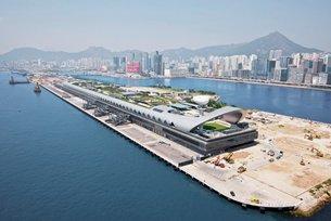 相片:AECOM為香港的基建發展提供綜合服務 -啟德機場舊址城市重建遊輪碼頭規劃與工程設計(相片由AECOM提供)