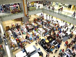 图: 收入不断增加刺激消费品需求转强。
