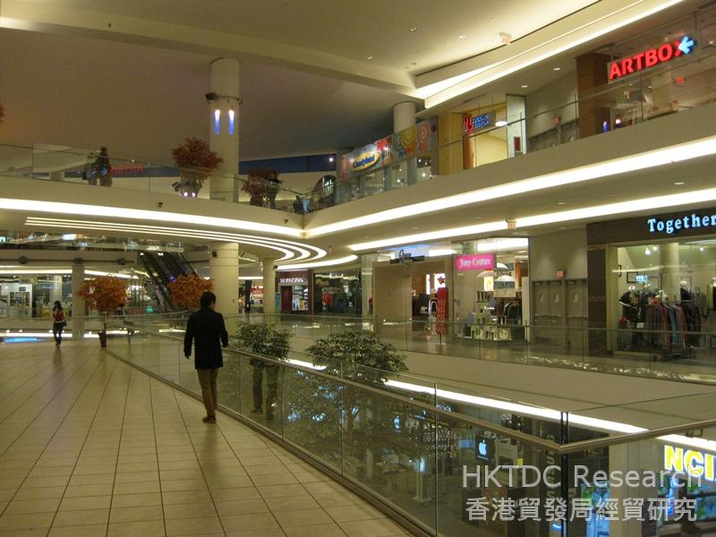 Photo: The Aberdeen Centre: One of the many Asian-themed shopping malls in Vancouver.