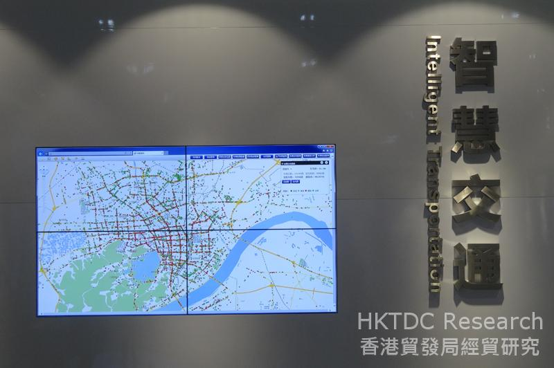 相片:長三角城鎮化加強交通網絡發展(一)