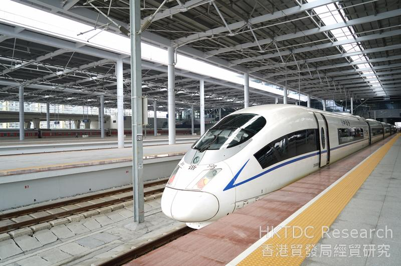 相片:長三角城鎮化加強交通網絡發展(二)