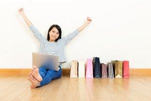 相片:長三角消費者越來越喜愛網購活動