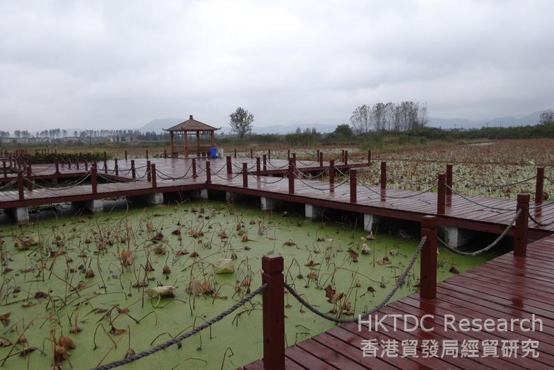 相片:江苏省发展养生休闲项目