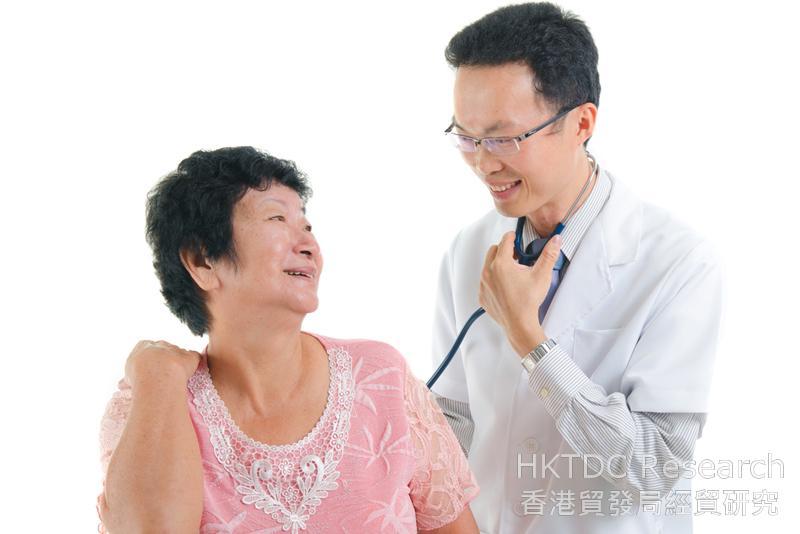 相片:香港投资者现在可在江苏等试点设立独资医院