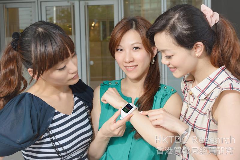 相片:不少消費者具有所謂O2O的購物型態(一)