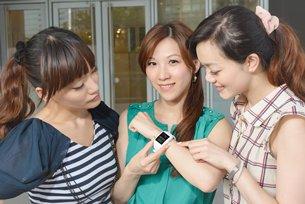 Photo:Many mainland consumers are of O2O shopping behaviour (1)