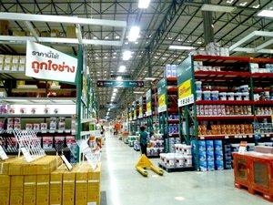 Photo: Mega Home branch in Mae Sot