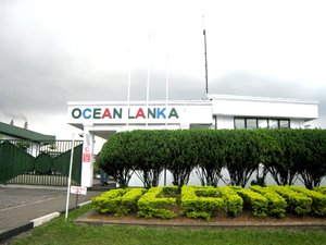 Photo: Ocean Lanka is now manufacturing fabrics for the country's apparel industry.