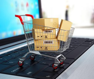 Photo: Online shopping plays a significant role in the mainland consumer market (1)