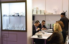 Photo: HKTDC Hong Kong International Jewellery Show 2015: Buyers' and Exhibitors' Survey