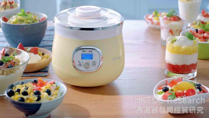 相片:小熊電器的乳酪機