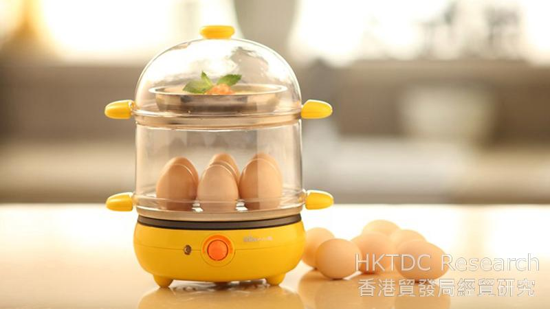 相片:小熊電器的煮蛋器