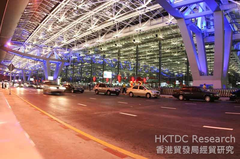 Photo: Bangkok Suvarnabhumi Airport (1)